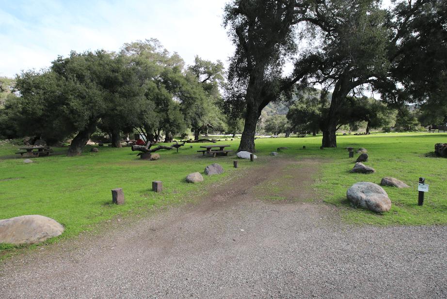 Best Santa Barbara Campgrounds-Paradise-Site 7