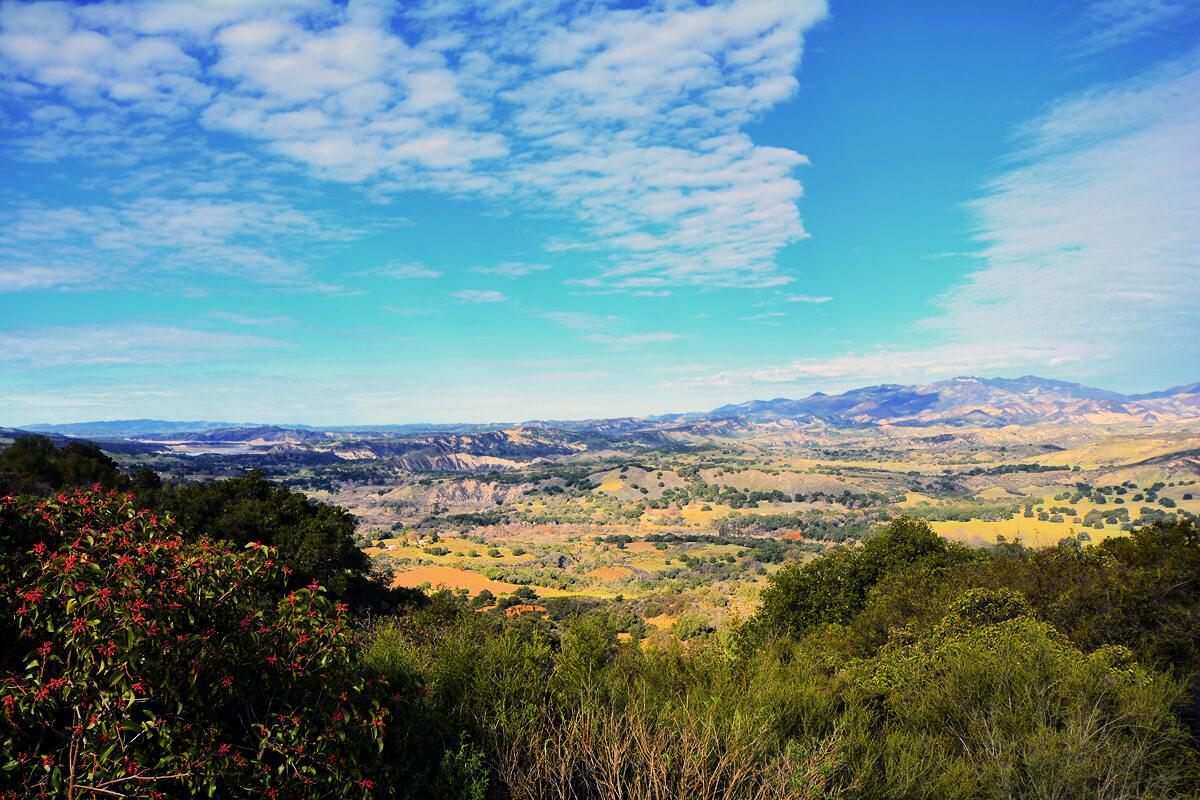 Best Santa Barbara Campgrounds-Santa Ynez Valley View