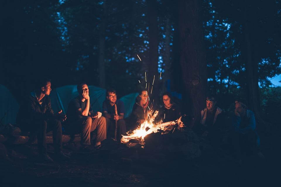 Best Travel Apps For A Camping Trip - Campfire