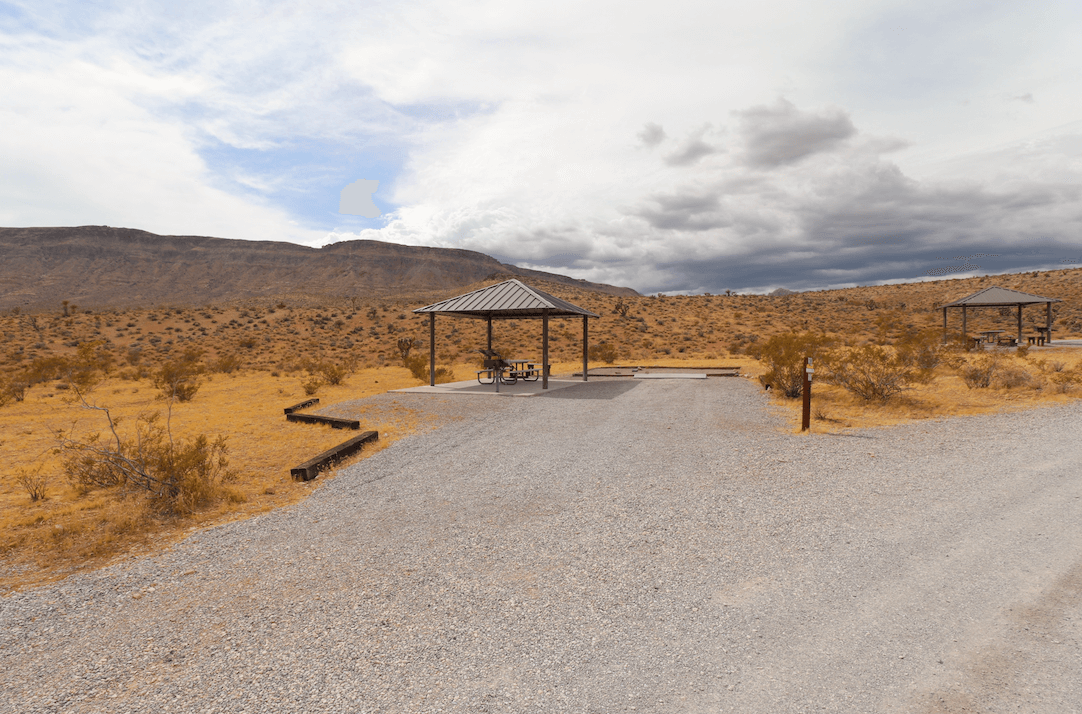 Updated Valley of Fire Campsite Photos - Red Rock Canyon Campsite 18