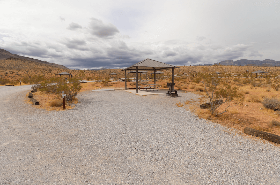 Updated Valley of Fire Campsite Photos - Red Rock Campsite #22