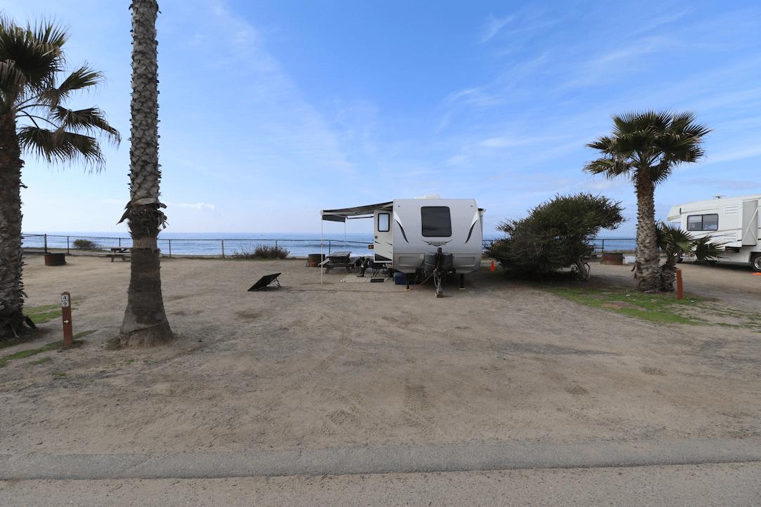 San Elijo State Beach & Silver Strand State Beach - New Photos_San Elijo - Site 49