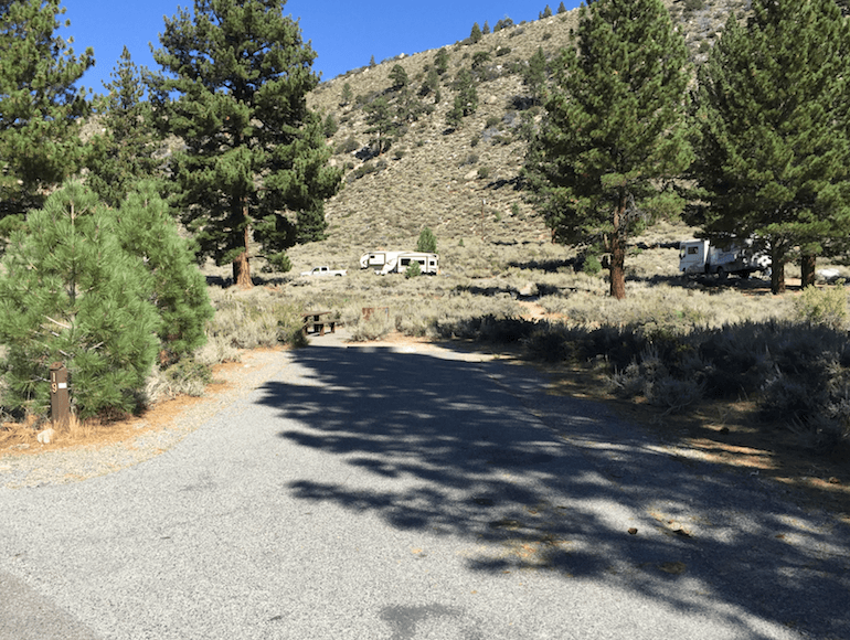 The Best Campgrounds Near Bridgeport-Crags Sawtooth_019