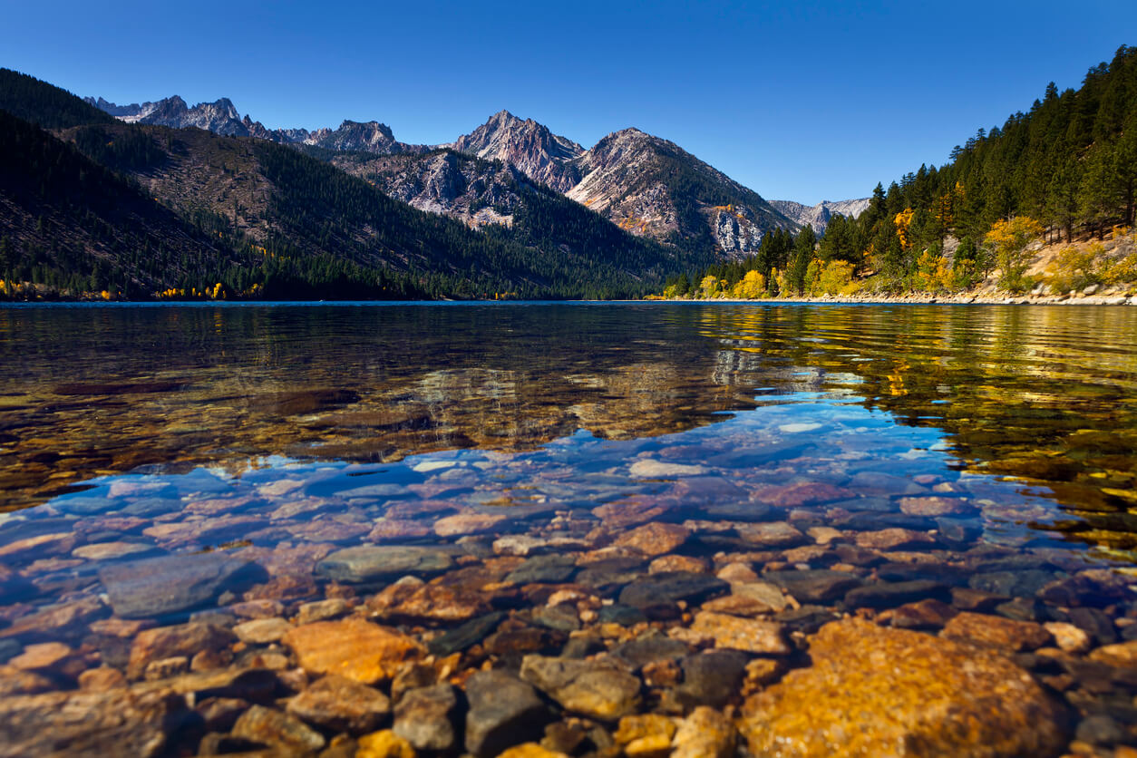 The best campgrounds near Bridgeport - Twin Lakes