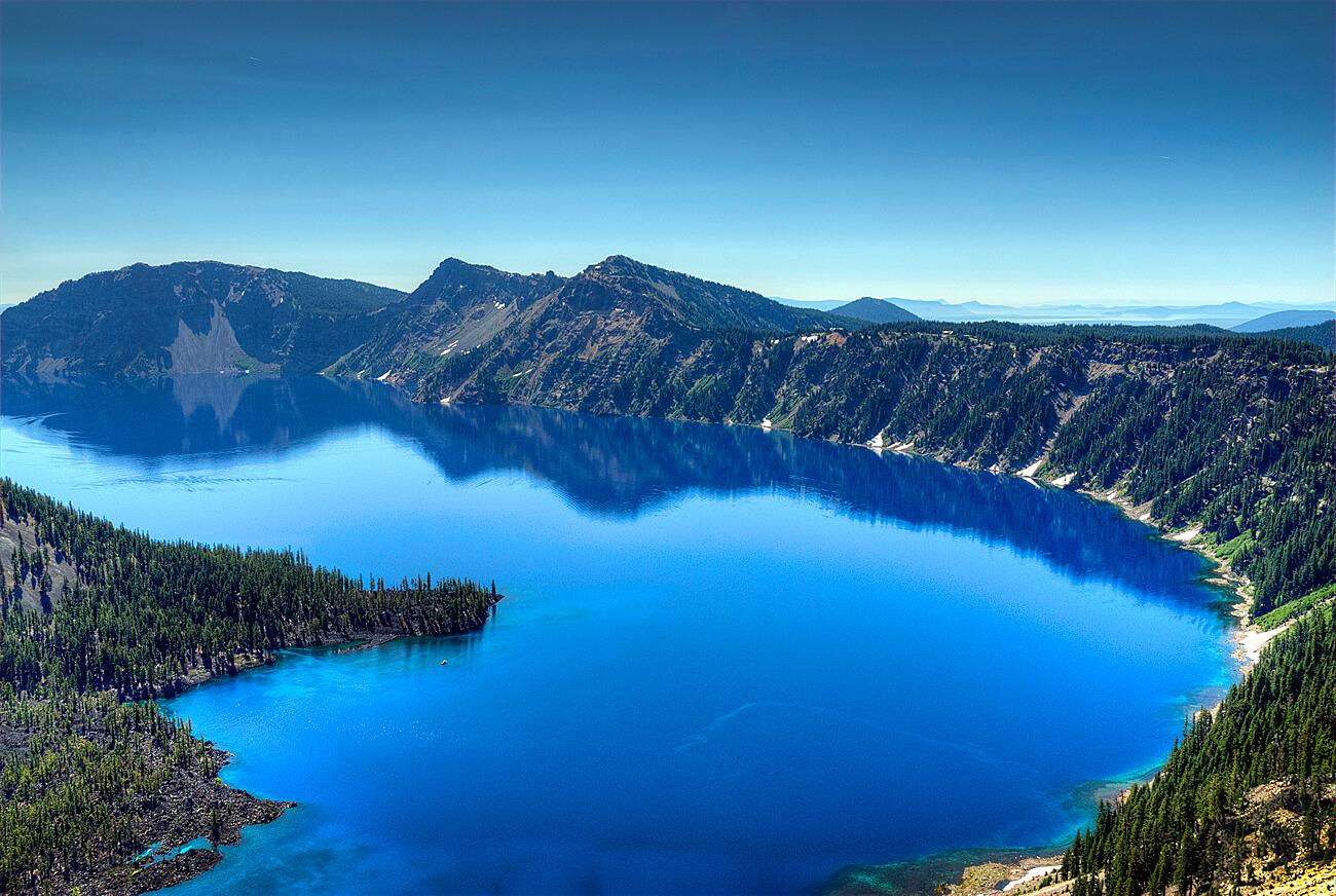 U.S. National Park Status COVID-19_Glacier National Park_Crater Lake