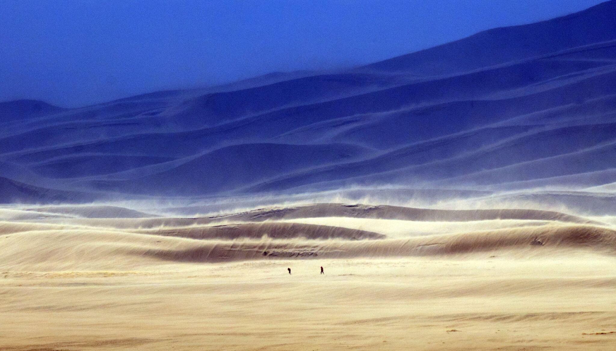U.S. National Park Status COVID-19_Great Sand Dunes National Park