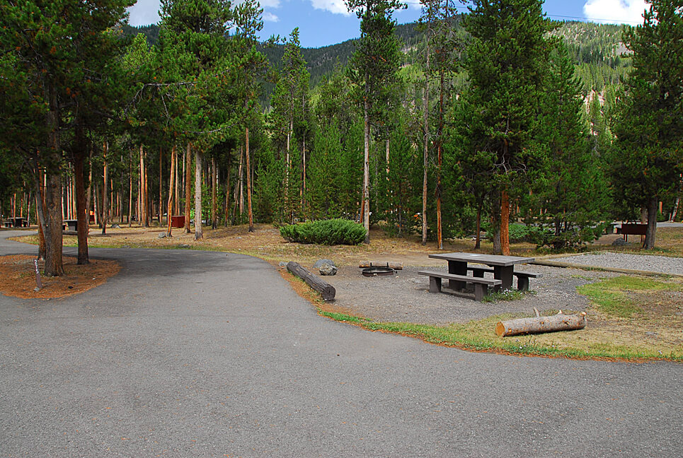Camping Fever Camping Dreams - Yellowstone National Park_Madison Site 275