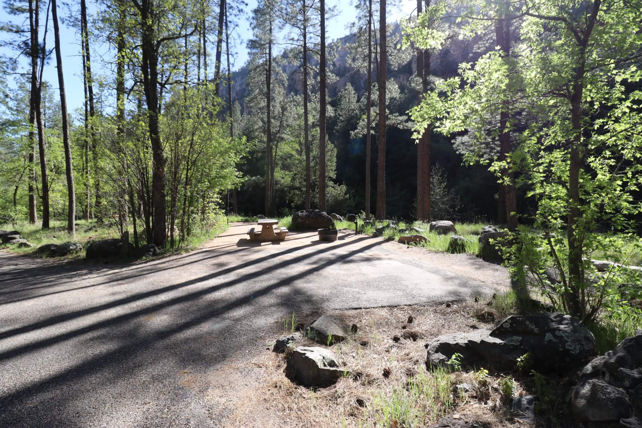 Sedona Area Campgrounds to reopen on May 20, 2020 - Pine Flat #26